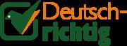 Deutsch-richtig Logo